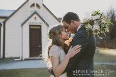 Cardrona Wedding, Wanaka Wedding Photographer - Alpine Image Company