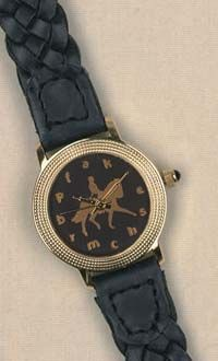 Ladies Coin Style Dressage Watch- absolutely fabulous!