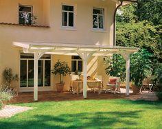Schöne Terrassenüberdachung: Wenn die Terrasse den Wohnraum ...