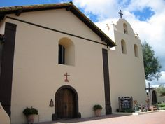 the california missions | some day i hope to visit all the california missions