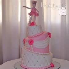 angelina ballerina cake - Google Search Ballerina Cakes, Ballerina Party, Angelina Ballerina, Cupcake Cookies, Cupcakes, 1st Birthday Parties, Amazing Cakes, Sweet Treats, Party Things