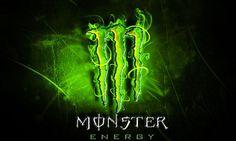 Monster Energy Drink Logo Sign Plate Poster Flag Bar Sport Fan Banner