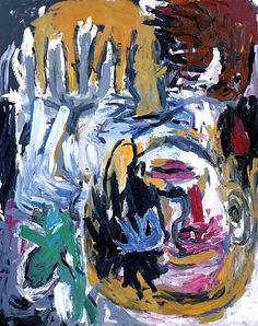 Baselitz, Georg (1938- ) - 1986 Shepherd Head / Christie's New York, 2003) | Flickr - Photo Sharing!