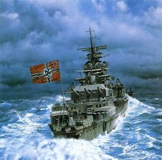 KMS Graf Spee 1939