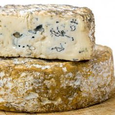 Roquefort -  This blue cheese is made from sheep's milk and aged for at least three months. Its creamy texture yields a slightly salty taste.   Wine Recommendations  Rhône Valley reds: Choose a red wine from this winemaking region in southeastern France. Try Crozes-Hermitage Paul Jaboulet or Mont-Redon Châteauneuf-du-Pape.   Sauternes: A sweet wine from the Bordeaux region of France. Try Coutet or Château Rieussec.