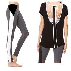 Alo Yoga and Activewear