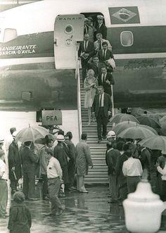 Continue reading «ESPECIAL: Saudade dos aviões da Panair»