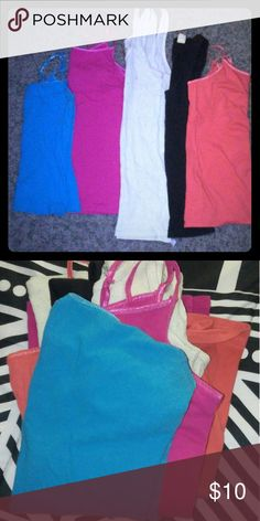 Tank Tops Tank Top Bundle Never Worn. Buy Separate Or Together. Make An Offer Tops Tank Tops