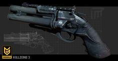 VC8 SHOTGUN PISTOL, T W on ArtStation at https://www.artstation.com/artwork/vc8-shotgun-pistol-left