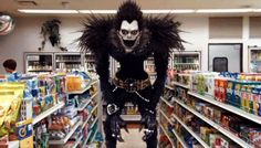 If I saw this while in the store, I think I would go up and poke him or something