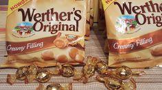 Werther's Original / Creamy Filling / Recenzja   Blogujemy Testujemy