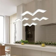 Freedom – Wing Chandelier - All For Decoration Led Pendant Lights, Pendant Chandelier, Chandelier Lighting, Modern Chandelier, Chandelier Creative, Luminaire Led, Dim Lighting, Accent Lighting, Luxury Lighting