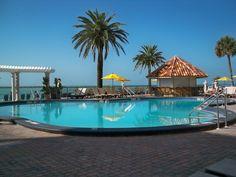Holiday Inn Clearwater Beach FL - pool