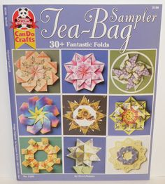 Tea Bag Sampler by CountryHodgePodge on Etsy