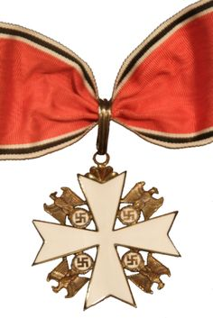 SUPREME CROSS OF THE GERMAN ORDER OF THE EAGLE