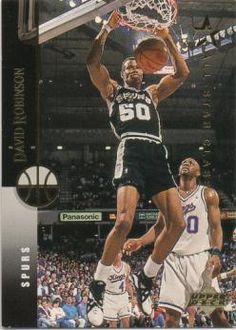 1994-1995 94-95 Upper Deck #96 David Robinson ---> shipping is $0.01 !!!