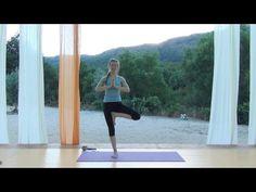 Sophie's Vinyasa Flow Yoga Class - Journey Through The Chakras - YouTube