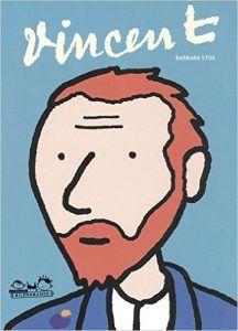Die Comic-Biografie erzählt von Vincent Van Goghs Leidenschaft für die Kunst.