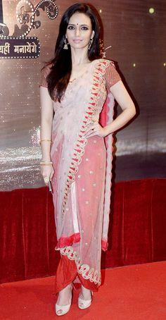 Roshni Chopra of Indian Television Awards