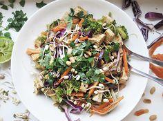 Syötävän hyvä: KIROILEVAN VEGAANIN PAD-THAI