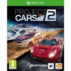 "Project CARS 2 - PlayStation Project CARS 2 is the next evolution in the award-winning racing series, featuring the most iconic cars under the most thrilling of conditions to deliver the ""Ultimate Driver Journey"" experience and adrenaline rush. Cars 2 Games, Xbox One Games, Ps4 Games, Games Consoles, Playstation Games, Games Box, E Sports, Sports Games, Honda"
