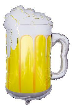 Bier Ballon als Geschenk für Männer | Ballongruesse.de
