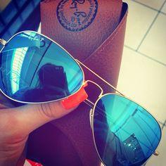 Women Fashion | Ray Ban Sunglasses $13.99! 2015 Women Fashion Style From USA Glasses Online. #Ray #Ban #Sunglasses