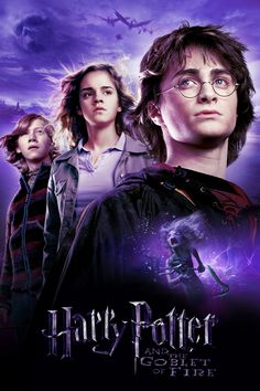 Harry Potter and the Goblet of Fire is a fantasy novel written by British writer J. Rowling and the fourth (Harry Potter in the Harry Potter series (after Harry Potter Quiz, Harry Potter Poster, Hery Potter, Harry Potter Goblet, Harry Potter Fan Art, Harry Potter Movies, Potter Facts, Michael Gambon, Jonny Greenwood