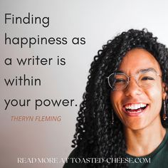If the thought of writing makes you miserable and all you ever do is complain about it, then something's not right. Stop and take the time to figure out why you are dissatisfied. You're not a prisoner chained to your laptop. Take charge of your writing life and change what isn't working. Finding happiness as a writer is within your power. Finding Happiness, Prisoner, Dreaming Of You, Writer, Laptop, Change, Happy, Life, Writers