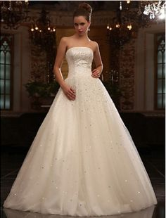 love this princess dress, all it needs is a tiara and it would be complete!