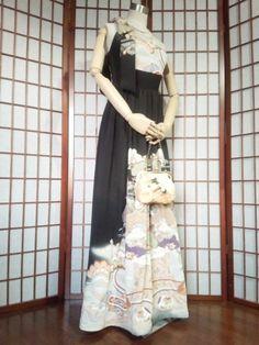 こはるドレスは、留袖を既婚者の第一礼装という位置づけとは別に