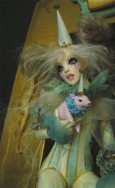 doll art, circus