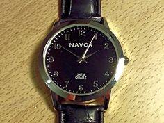 Elegante Armbanduhr - Unisex - Quarzuhr