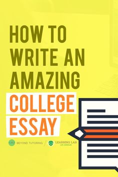 Essay My Family English How To Write Or Help Your Student Write An Amazing College Essay English Language Essay also Persuasive Essay Sample High School  Best College Essay Smarts Images In   College Admission  Essays On English Language