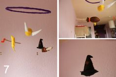DIY Harry Potter Nursery. I am definitely considering this for my first baby's nursery!