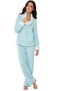 PJ Salvage Womens Butterfly Hunt Raglan Top Pajama Top