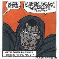 Special Herbs, Vol. 2 MF Doom