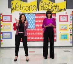 #MichelleObama #RachelRay