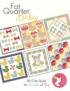 Fat Quarter Baby Book<BR>It's Sew Emma