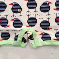 katvig Summer Suit Birdy - ベビー服とこども服と雑貨のお店 | pippi(ピッピ)