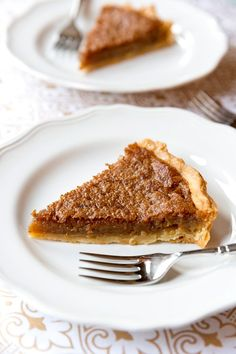 Southern Brown Sugar Pie!