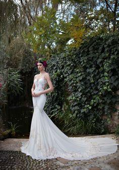 Berta Bridal 2015 Collection 14