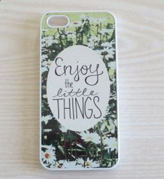 $15.00 Enjoy the Little Things Case