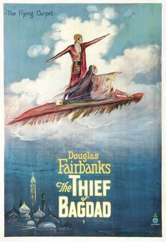 The Thief of Bagdad Poster - Click to View Extra Large Image