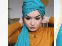 حجاب توربان بسيط و انيق و سريع - YouTube Hijab Turban Style, Mode Turban, Simple Hijab Tutorial, Hijab Style Tutorial, Pashmina Hijab Tutorial, Turban Tutorial, Muslim Fashion, Hijab Fashion, Doek Styles