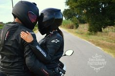 My Engagement Motorcycle  Pictures
