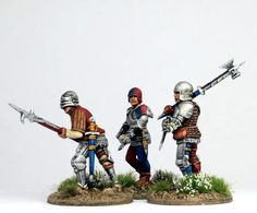 WoTR 28mm Miniatures, Fantasy Miniatures, Late Middle Ages, Wars Of The Roses, Warhammer Models, War Machine, Figure Painting, Minion, Renaissance