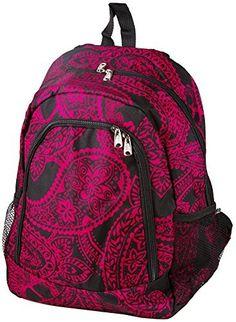 World Traveler Multipurpose Backpack 16-Inch