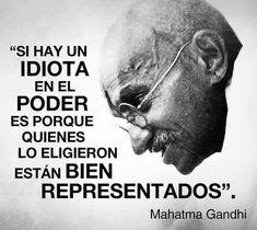 A mi no me crean. Inspirational Phrases, Motivational Phrases, Favorite Quotes, Best Quotes, Life Quotes, Gandhi Quotes, Quotes En Espanol, More Than Words, Spanish Quotes