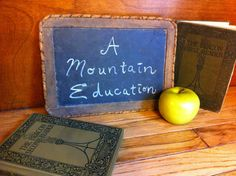 """Blog post """"A Mountain Education"""" from Appalroot Farm, reviewing two of Cynthia Rylant's children's books about Appalachia.  www.appalrootfarm.com"""